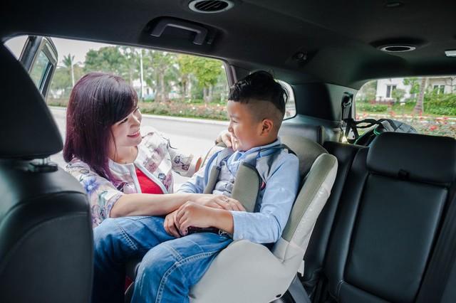 Bí quyết du lịch an toàn khi có trẻ nhỏ trên xe - Ảnh 4.