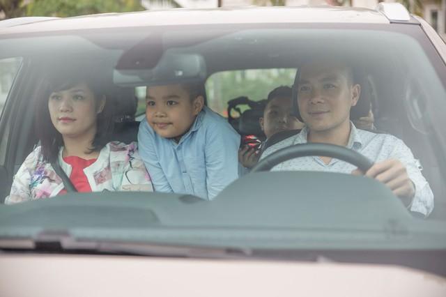 Bí quyết du lịch an toàn khi có trẻ nhỏ trên xe - Ảnh 5.