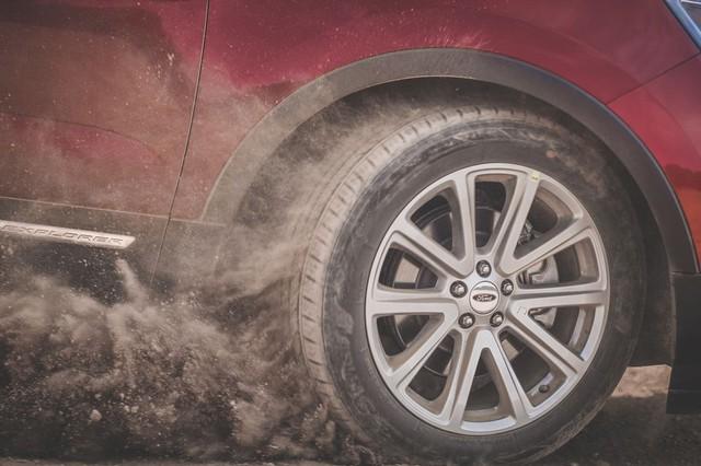 Trải nghiệm khả năng Offroad của Ford Explorer - Ảnh 6.