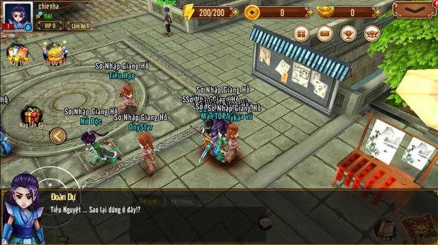 Game thủ sợ cảnh ăn mừng khi vượt ải trong Huyền Thoại Võ Lâm