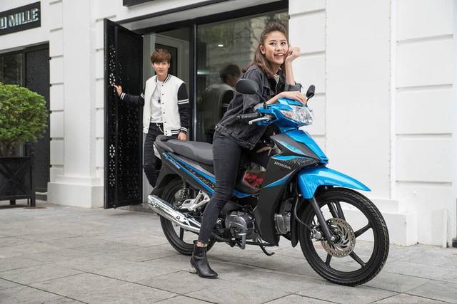 Dù dạo phố hay phượt bụi, chỉ Honda Blade 110 là đủ - Ảnh 2.