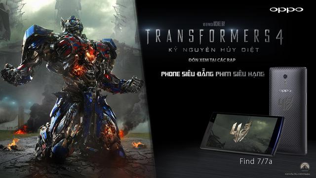 Transformers 4 - kỹ nguyên hủy diệt