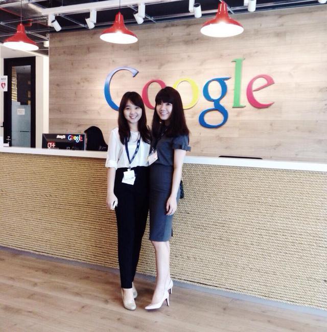 Sinh viên ERC tham quan Google Singapore và Ngân hàng UBS