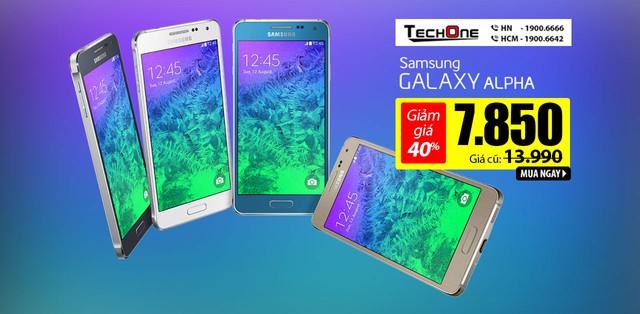 TechOne giảm giá điện thoại, phụ kiện tới 50% dịp 8/3 - H3