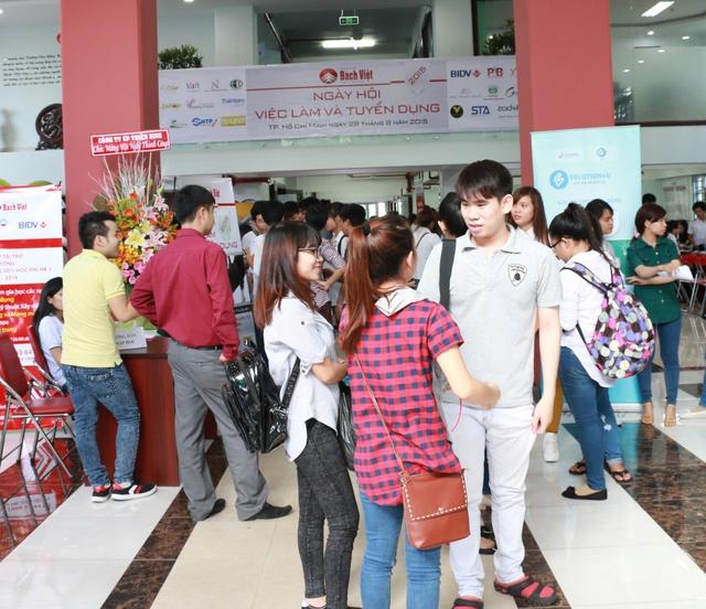 img20150831123042764 Cao đẳng Bách Việt   Cơ hội việc làm đến với từng sinh viên
