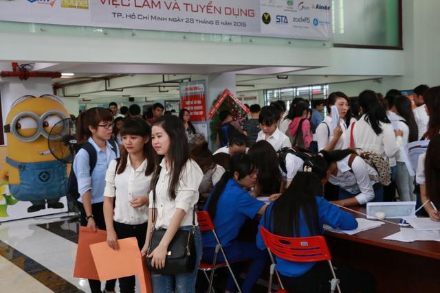 img20150831123043840 Cao đẳng Bách Việt   Cơ hội việc làm đến với từng sinh viên