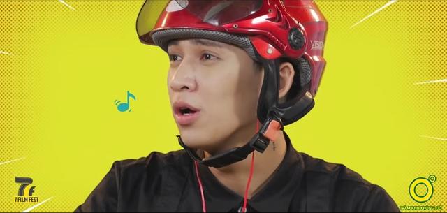 Tronie Ngô lần đầu đóng phim ngắn về an toàn giao thông