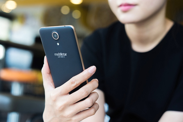LAI Yuna S: Camera chuyên selfie 8.0 MP trong tầm giá 2 triệu - Ảnh 3.