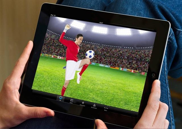Hoài Linh tưng bừng livecam mùa Euro với gói 3G siêu cấp F500 - Ảnh 2.