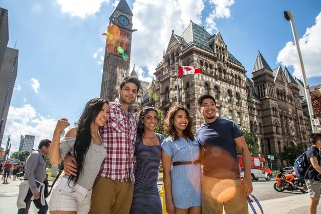 Cơ hội du học Úc, Mỹ, Canada, Anh và New Zealand rộng mở - Ảnh 1.