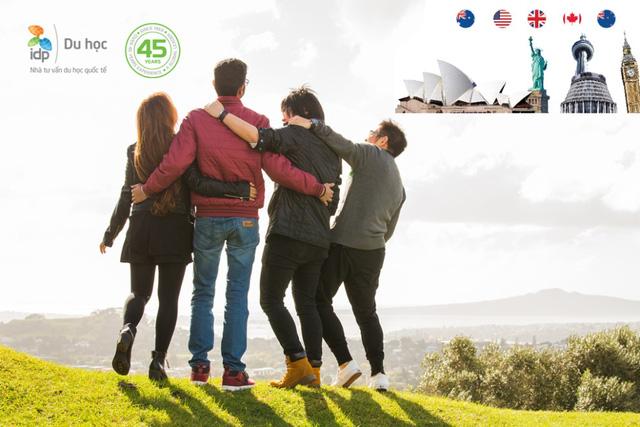 Cơ hội du học Úc, Mỹ, Canada, Anh và New Zealand rộng mở - Ảnh 2.