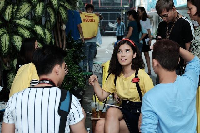 Hoàng Yến Chibi nhí nhảnh tại hậu trường quay clip Dance mới - Ảnh 3.