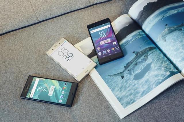 Phải đẹp-độc-lạ như Xperia XZ mới xứng tầm smartphone cao cấp - Ảnh 1.