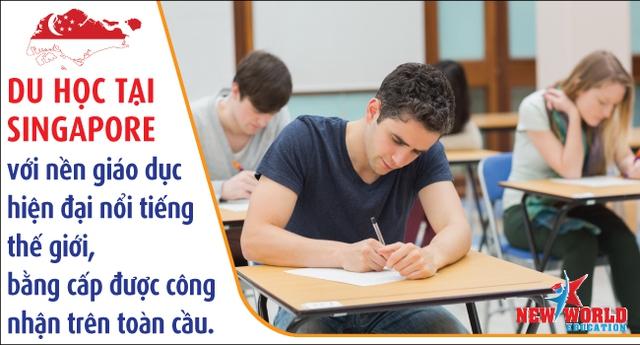 Du học Singapore 2016 – Nền giáo dục châu Á tiên tiến toàn cầu - Ảnh 1.