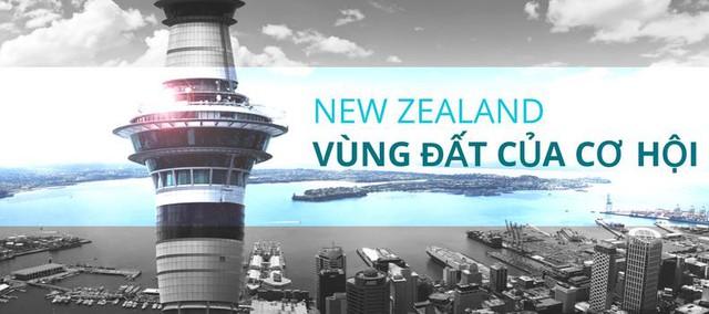 Hội thảo du học New Zealand - Nơi kiến thức là cơ hội lâu dài - Ảnh 1.