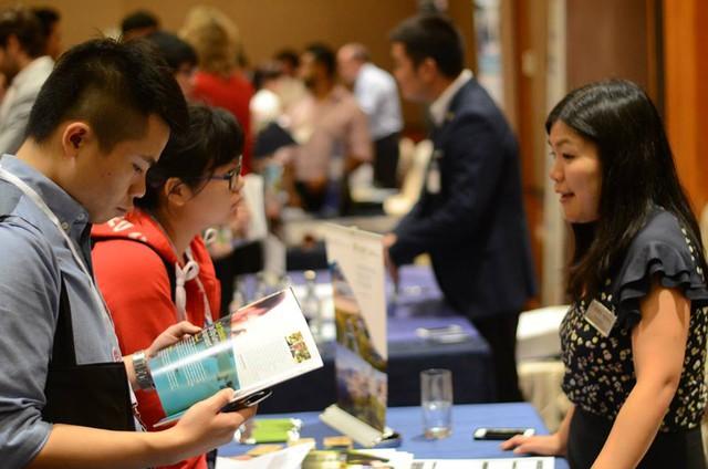 Cơ hội nhận học bổng du học 1,7 triệu USD tại sự kiện QS World Grad School Tour - Ảnh 3.
