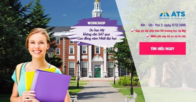 Các con đường vào đại học Mỹ không cần SAT - Ảnh 1.