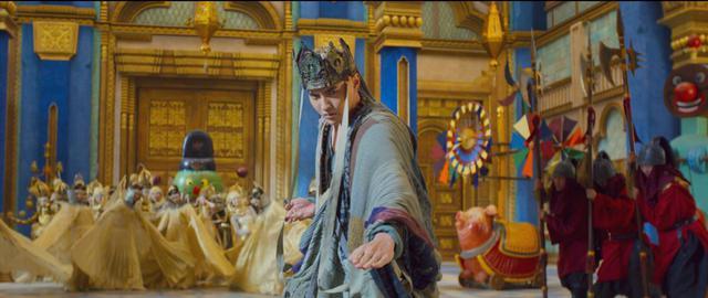 Ngô Diệc Phàm rụng rời khi bị cạo đầu để hoá thành Đường Tăng trong Tây Du Ký: Mối tình ngoại truyện 2 - Ảnh 4.