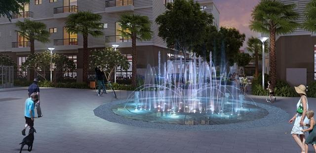 Pandora sở hữu các tiện ích hoàn hảo, không gian cây xanh và cảnh quan hiện đại mang tới cuộc sống trong lành, thanh bình cho cư dân.