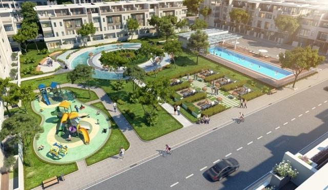 Nằm trong quần thể Khu đô thị Halong Marina, Green Bay Village là dự án phát triển theo mô hình cộng đồng dân cư khép kín đầu tiên tại Quảng Ninh.
