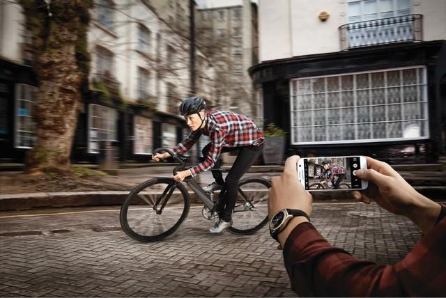 Lần đầu tiên, Samsung tiên phong mang công nghệ lấy nét cực nhanh và chính xác của máy ảnh chuyên nghiệp Dual Pixel lên bộ đôi smartphone của mình