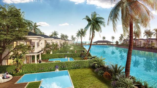 Biệt thự nghỉ dưỡng Vinpearl Resort & Villas tại Bãi Dài, Nha Trang