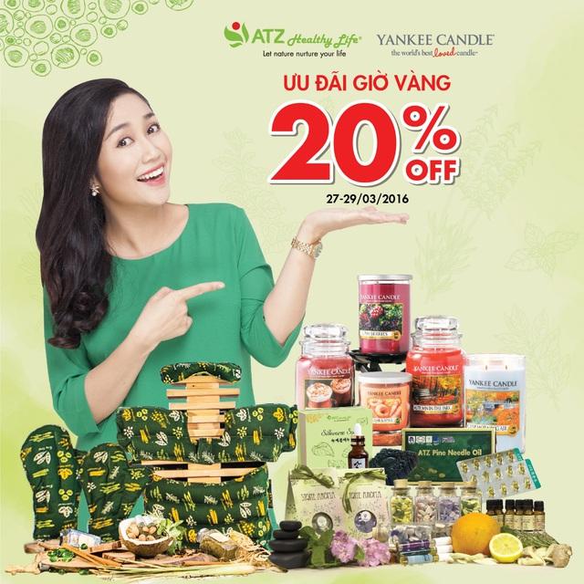 ATZ Healthy Life là thương hiệu chuỗi cửa hàng bán lẻ thuộc Công ty TNHH Khỏe Đẹp được thành lập 2010. Hiện đã có đến 27 cửa hàng trải dài khắp 3 miền Bắc - Trung – Nam.