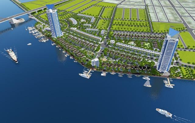 Marina Complex – không gian sống đẳng cấp bên bờ sông Hàn