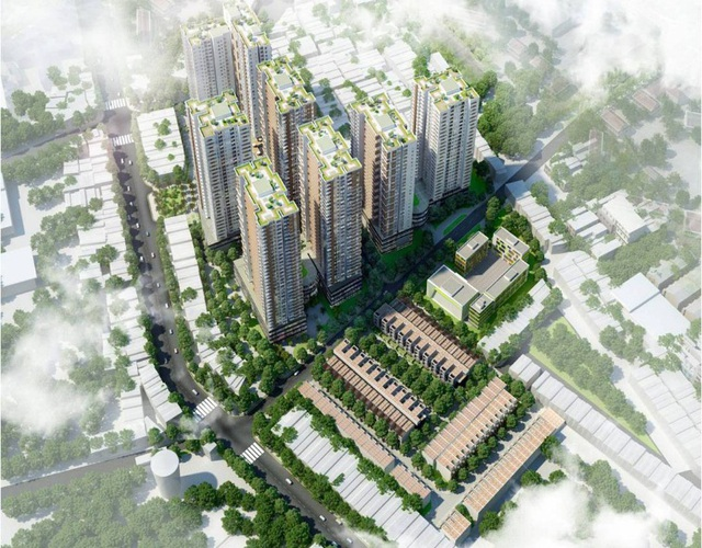 Hà Đô Z756 là một trong những dự án tọa lạc ngay trung tâm thành phố, được nhiều khách hàng quan tâm.