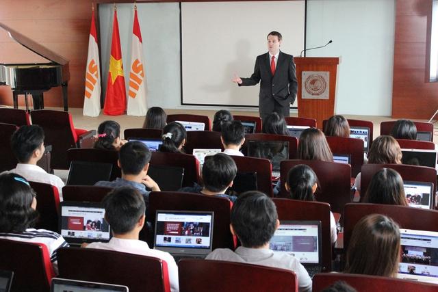 SIU được xây dựng theo tiêu chuẩn quốc tế giúp sinh viên có được môi trường học tập và nghiên cứu hiệu quả như sinh viên tại các nước phát triển