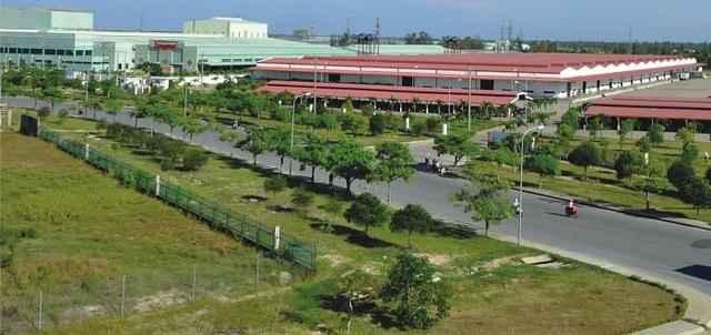 KCN Điện Nam Điện Ngọc với hơn 30.000 chuyên viên tạo nên sức hút cho dự án An Thịnh