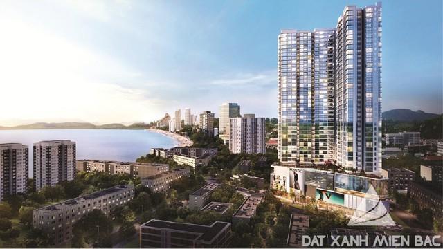 Vinpearl Empire Condotel bao gồm 924 căn hộ khách sạn ven biển Nha Trang