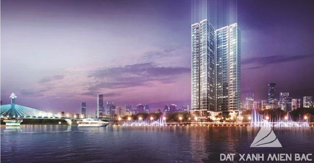 Vinpearl Riverfront Condotel – trung tâm thành phố Đà Nẵng