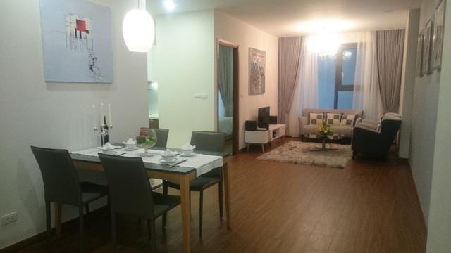 Chủ đầu tư dự án Eco – Green City đã làm khách hàng hoàn toàn hài lòng vì giữ đúng cam kết với khách hàng về vật tư hoàn thiện trong căn hộ