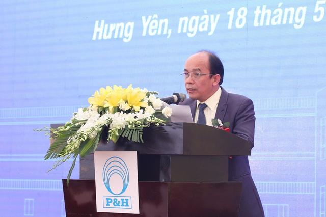 Ông Nguyễn Văn Phúc – Tổng GĐ nhà máy nhựa Phúc Hà