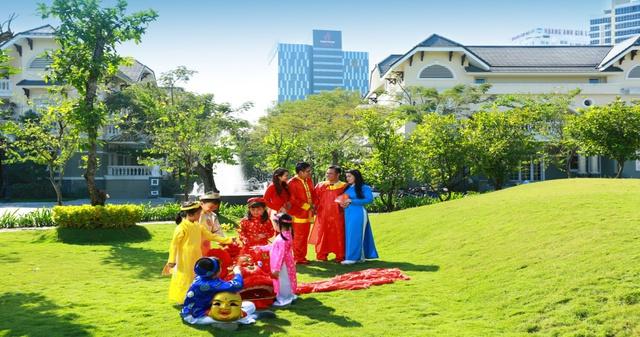 Hoạt động văn hóa cộng đồng gắn kết tại khu đô thị Dragon City.