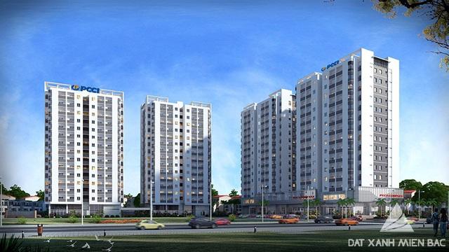 Dự án PCC1 Complex Hà Đông- giá từ 14,5 triệu/m2 (bàn giao thô)