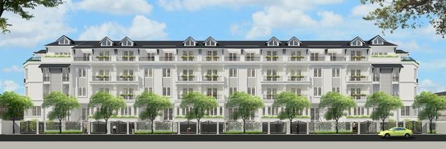 HDI Homes Nguyễn Tuân với kiến trúc hiện đại đồng bộ - không gian sang trọng tinh tế