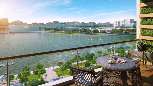 Green Bay Premium với 100% căn hộ có tầm nhìn hướng biển