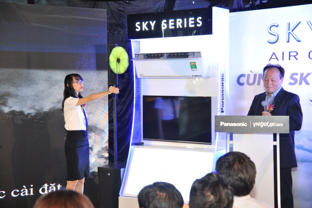 Sản phẩm SKY Series được giới thiệu tại sự kiện