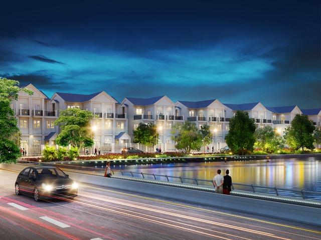 Lakeview City – Đô thị ven hồ kiểu mẫu tại khu Đông Thành phố