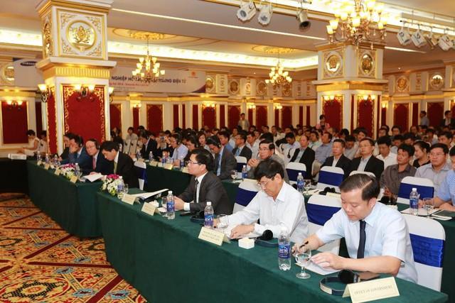 Triển lãm hội thảo về công nghiệp phụ trợ tại Hà Nội vừa qua là chương trình tăng cường năng lực cho các doanh nghiệp Việt, đồng thời giúp Samsung tìm kiếm thêm nhà cung ứng.