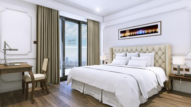 Khách hàng mua căn hộ tại Luxury Apartment sẽ được tham gia vào chương trình hợp tác cho thuê lại từ Chủ đầu tư với lợi nhuận cam kết lên đến 264 triệu đồng/năm.