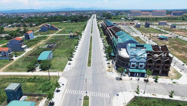 Huế Green City sẽ trở thành khu đô thị kiểu mẫu tại thành phố Huế