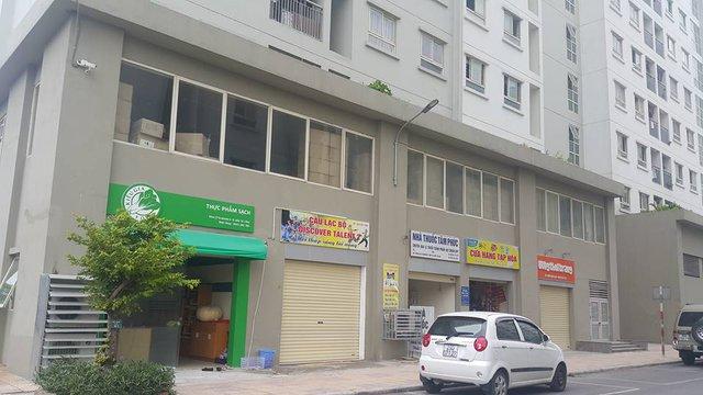 Kios 2 tầng cho thuê đến 50 năm thu hút nhiều người kinh doanh