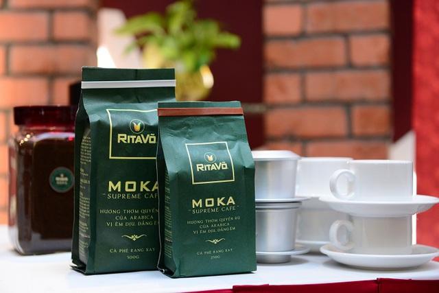 Moka là dòng sản phẩm cao cấp nhất của RitaVõ