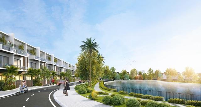 Công viên dự án Singa City Kim Oanh Quận 9