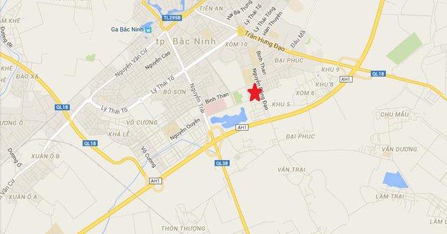 Nguyễn Quyền Luxury – vị trí trắc địa trung tâm thành phố Bắc Ninh