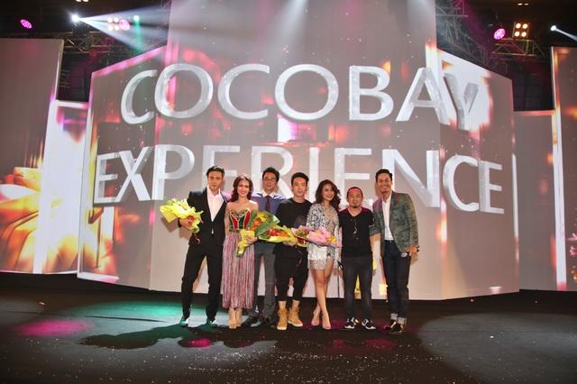 Đạo diễn chương trình – nhạc sĩ Quốc Trung cùng dàn nghệ sĩ tên tuổi và khách mời tại Cocobay Experience
