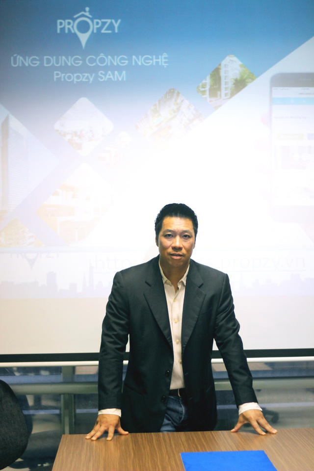 Ông John Le - CEO Propzy